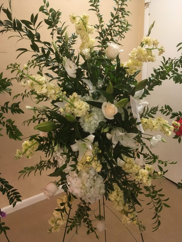 Sympathy Arrangments and Sprays